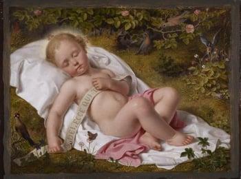 Andreas_Johann_Jacob_Müller_-_The_Christ_Child_-_Walters_37178