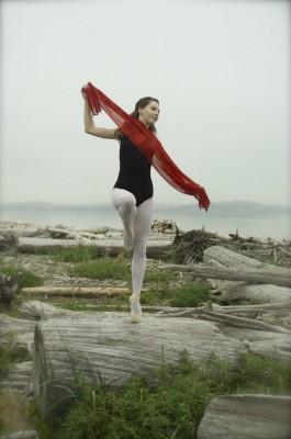 Ballet-on-Log