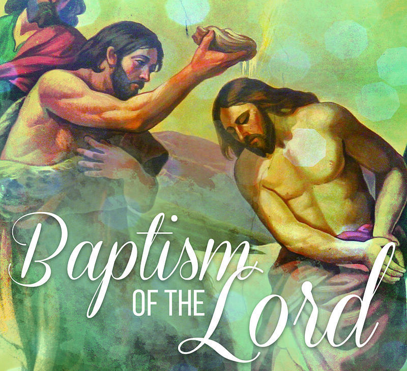 """""""Reflection for the Baptism of the Lord"""" by Marcellino D'Ambrosio (CatholicMom.com)"""
