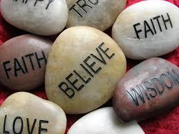 Belief Rocks
