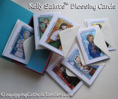 Blessing Cards Craft Kit at ArmaDei.com