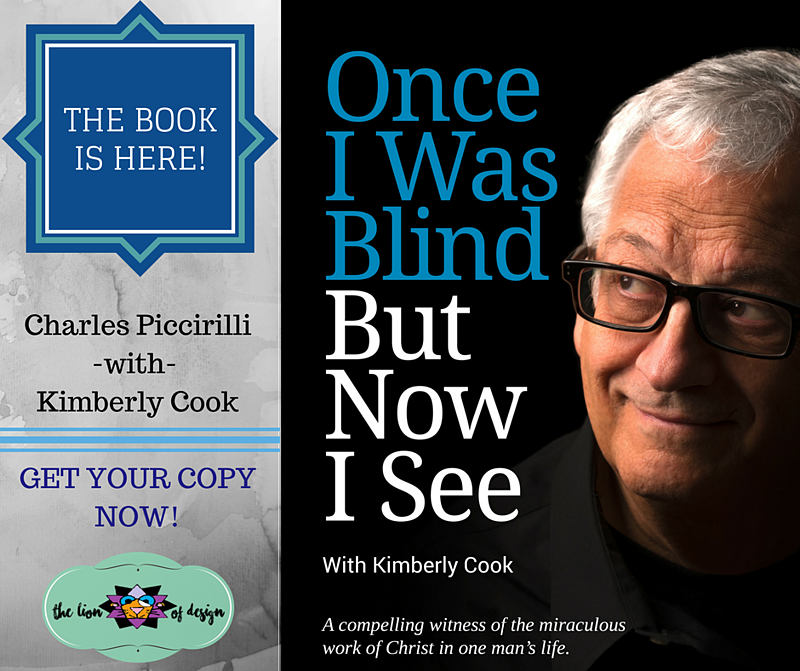 """Once I was blind but now I see"" by Kimberly Cook (CatholicMom.com)"