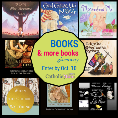 Books and More Books CM giveaway square