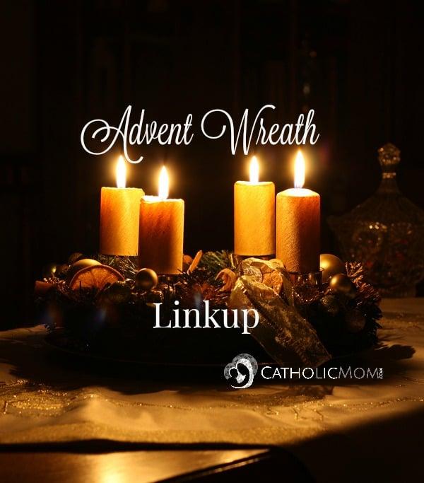 CatholicMom.com Advent Wreath Linkup