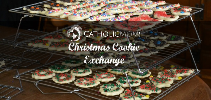 CM Christmas Cookie Exchange