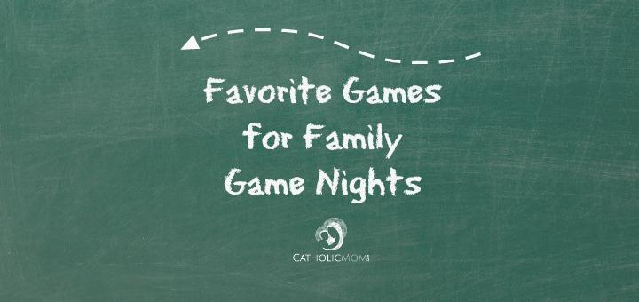 CM Family Game Night Logo