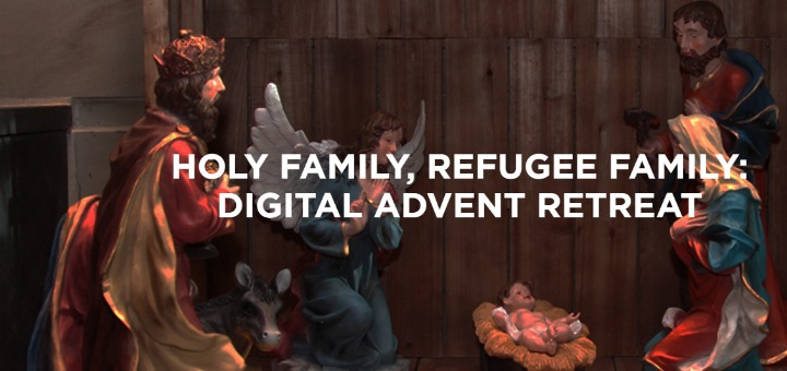 """Tech Talk: 10-Minute Advent Retreat from Catholic Relief Services"" by Barb Szyszkiewicz (CatholicMom.com)"