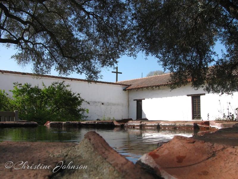 El Camino Real, by Christine Johnson (CatholicMom.com)
