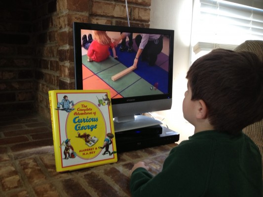 Can Curious George Make your Kids Smarter