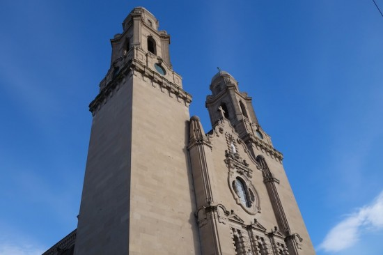 Saint Cecilia's Cathedral in Omaha