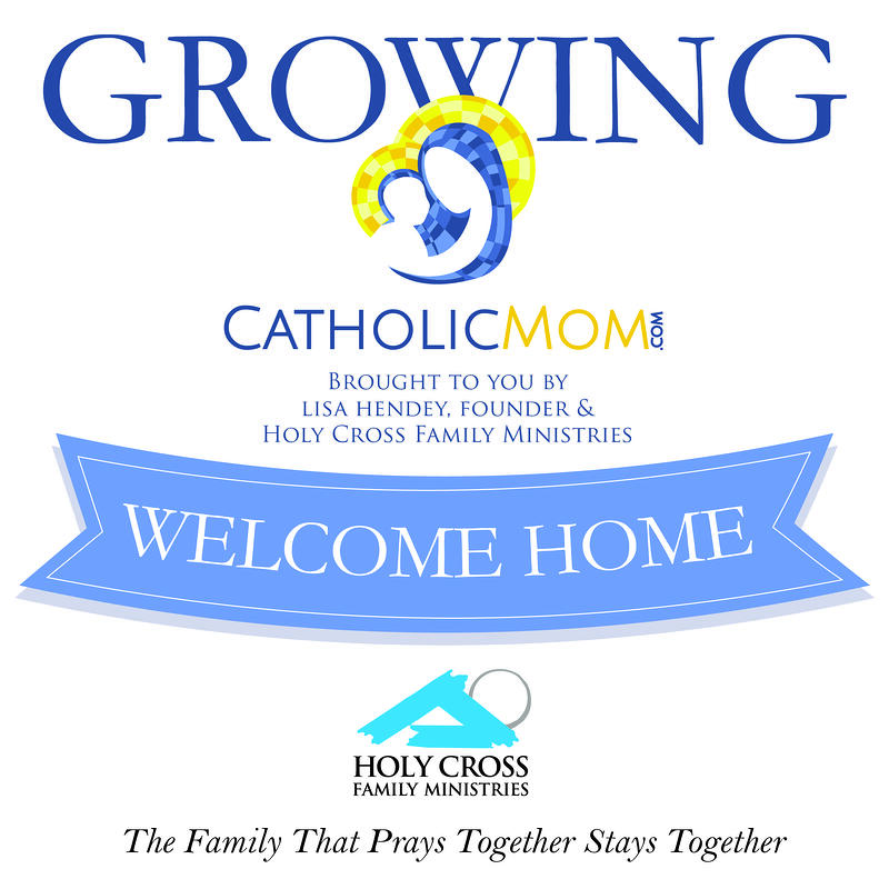 """CatholicMom.com joins Holy Cross Family Ministries to grow outreach to families"" by Lisa Hendey (CatholicMom.com)"