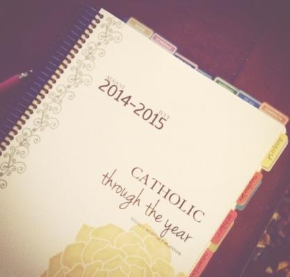 Catholic Sistas 2015 calendar