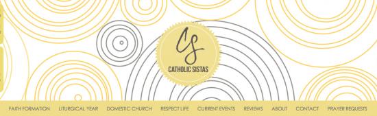 Catholic Sistas Screen Shot 2014-05-27 at 7.56.41 PM