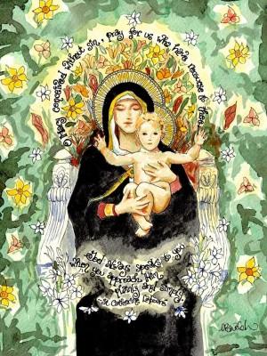 Catholic Sistas planner Mary