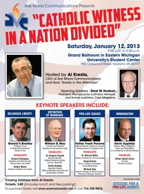 Catholic Witness in a Divided Nation