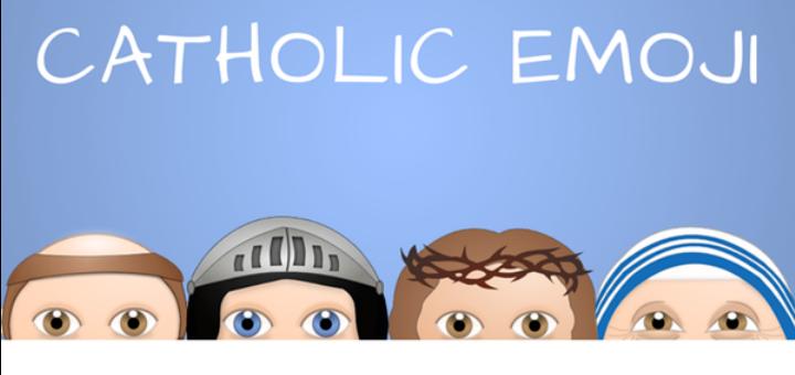 Catholic emoji FI