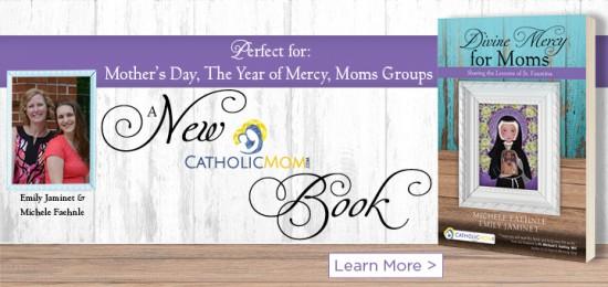 CatholicMom Divine Mercy for Moms artwork