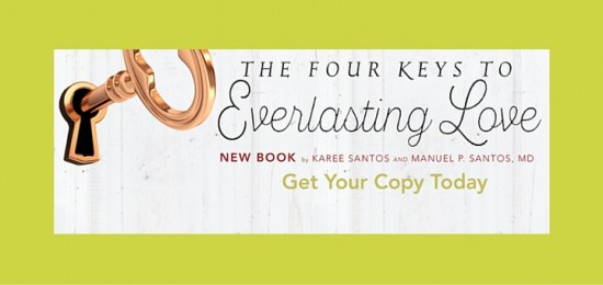 CatholicMom four keys launch graphic