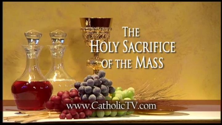 CatholicTV daily mass