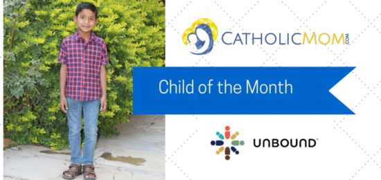 """Meet """"Bharath"""", our Unbound Child of the Month for August!"""