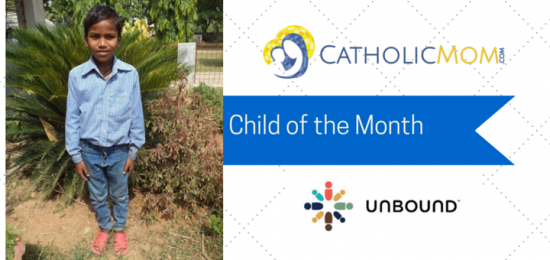 Child of the month_march