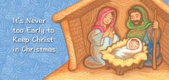 Christmas Crazies CatholicMom banner