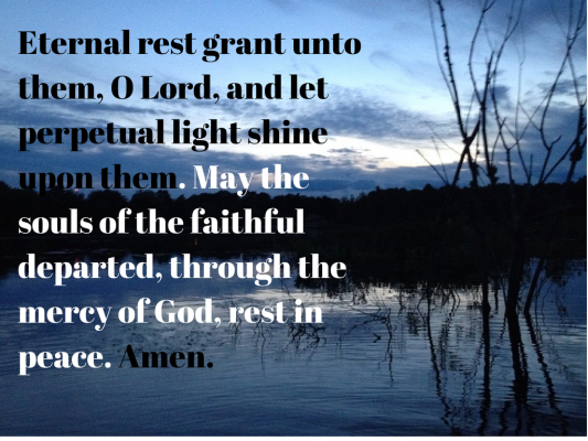 Copy of Eternal rest grant unto them, O Lord,