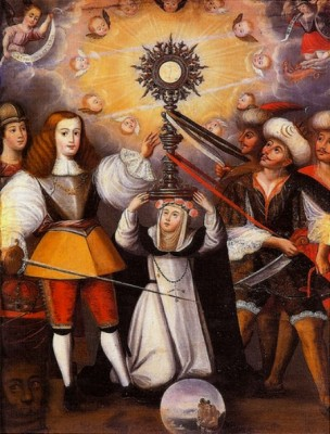 Defensa de la Eucaristia
