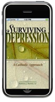 Depression on Iphone