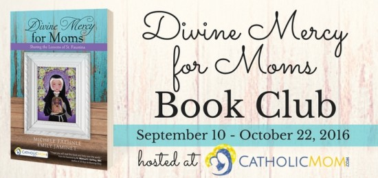 Divine Mercy for Moms featured