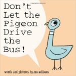 Don't Let the Pigeon Drive the Bus cover