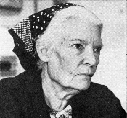 Photo of Dorothy Day courtesy of Ave Maria Press. All rights reserved.