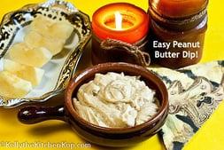 Easy-Peanut-butter-dip