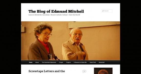 EdmundMitchellBlogScreenshot