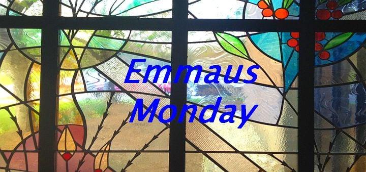 """Emmaus Monday"" by Jay Cuasay (CatholicMom.com)"