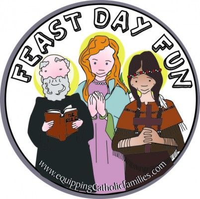 Feast Day Fun for Equipping Catholic Families