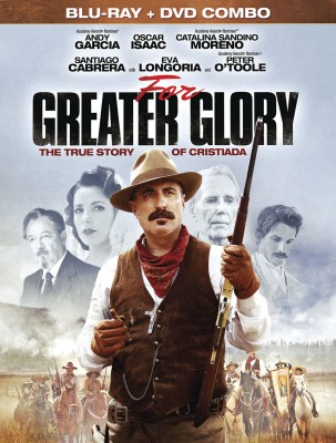 For Greater Glory Blu-Ray + DVD Combo