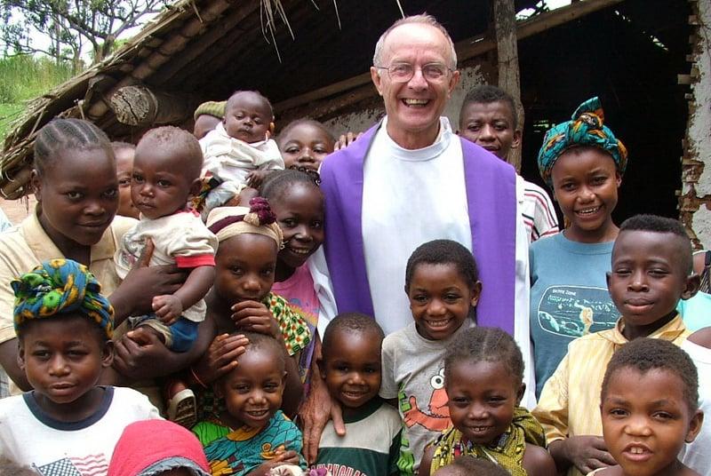 """I was waiting for you"" by Fr. Jean Pezzi (CatholicMom.com)"