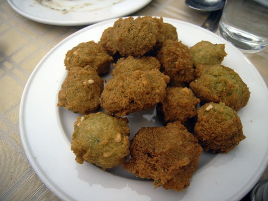 Friday Falafel