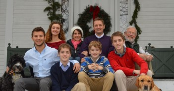 Gilges family pic