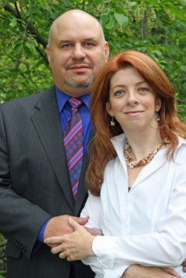 Dr. Greg and Lisa Popcak, image used with permission