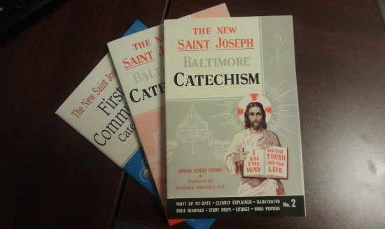 The New St. Joseph Catechism