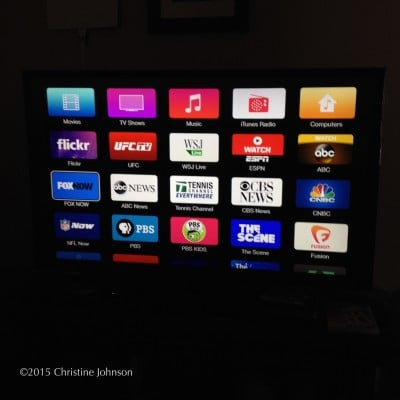 Apple keeps on adding content to AppleTV.