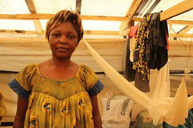 Nathalie Balakadja spoke with Kim Pozniak about life in the Central African Republic.