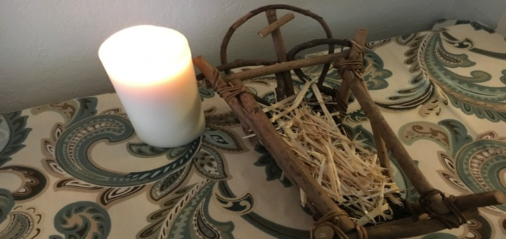 """""""Advent - Hushing our Hurried Hearts"""" by Claire Dwyer (CatholicMom.com)"""