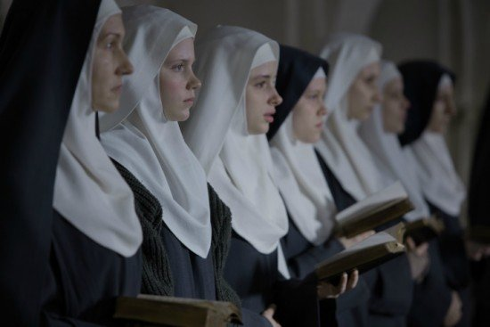 1.Joanna Kulig and Anna Prochniak in THE INNOCENTS. Courtesy of Music Box Films.