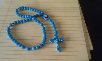 Is a Rosary Just a String of Beads
