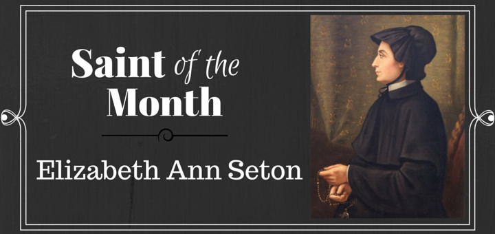 January Saint of the Month
