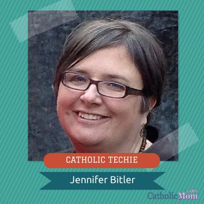 Jennifer Bitler CATHOLIC TECHIE
