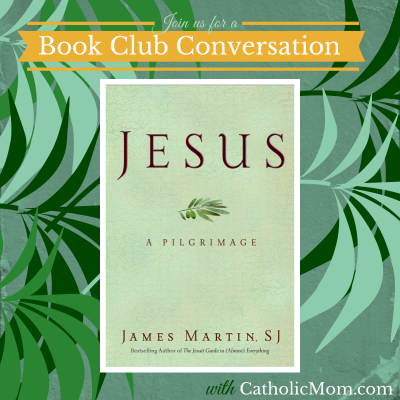 Jesus book conversation